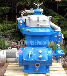 Alfa Laval centrifuge, Fuel oil separator, lube oil purifier,  biodiesel centrifuge