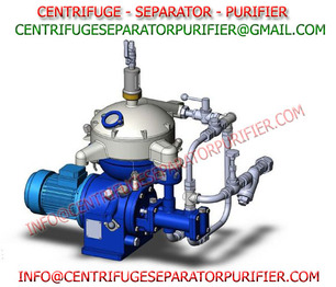 Alfa Laval solid Bowl separator MAB-103, MAB-104, MAB-204, Industrial centrifuge, LO purifier, marine oil purifier