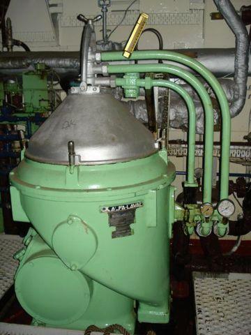 1993 refurbished alfa laval whpx 510 oil purification machine for rh shipx tradewindsnews com alfa laval whpx 505 manual Alfa Laval Manway