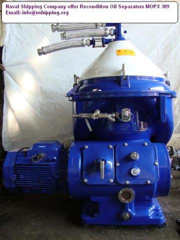1992 Alfa Laval Oil Separator Oil Purifier Oil Centrifuges