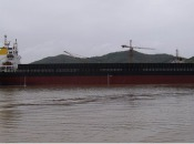 10200 dwt self-propelled barge