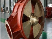 2013 BV Approved 200KW Electric Drive 4 Blade Marine Bow Thruster