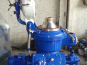 1991 Alfa Laval oil purifier, Lube oil purifier, waste oil purifier, industrial centrifuge