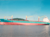 2013 3,100TEU Container Carrier