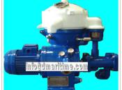 1992 Alfa Laval oil separator MAB-103,MAB-104,MAPX-204,MAPX-207,MAPX-309