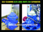 1999 Reconditioned alfa laval oil centrifuge, MAPX-204, VCO separator, Waste oil purifier, note