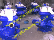 2001 Reconditioned alfa laval oil centrifugal, industrial oil separator, used oil purifier, marine oil separator BHAVNAGAR@ALANGSHIPSPARES.COM