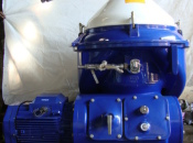 1997 Reconditioned alfa laval oil centrifuge, bio-diesel oil separator, MAPX-309, industrial oil purifier BHAVNAGAR@ALANGSHIPSPARES.COM