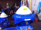 1996 Reconditioned alfa laval oil separator, FOPX-613, bio-diesel oil separator, used centrifuge, WVO oil purifier BHAVNAGAR@ALANGSHIPSPARES.COM