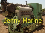 1989 wartsila 6L20 ENGINE OR GENERATOR SETS