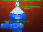 1995 Alfa Laval oil purifer FOPX-613, ALCAP separator, ship oil purifier, FOPX-610, FOPX-609