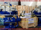 1990 Reconditioned Alfa Laval solid bowl separator
