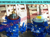 1997 Alfa Laval self-cleaning oil purifier separator, centrifuge for Diesel oil, Lube oil , info@alangshipspares.com
