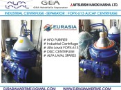 1996 Reconditioned Alfa Laval oil purifier , Solid bowl separator, ship oil purifier, industrial centrifuge, DO purifier